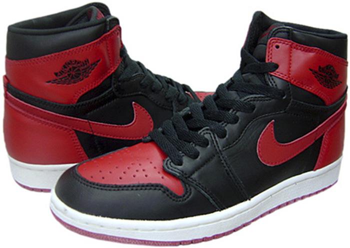 air jordan negras y rojas